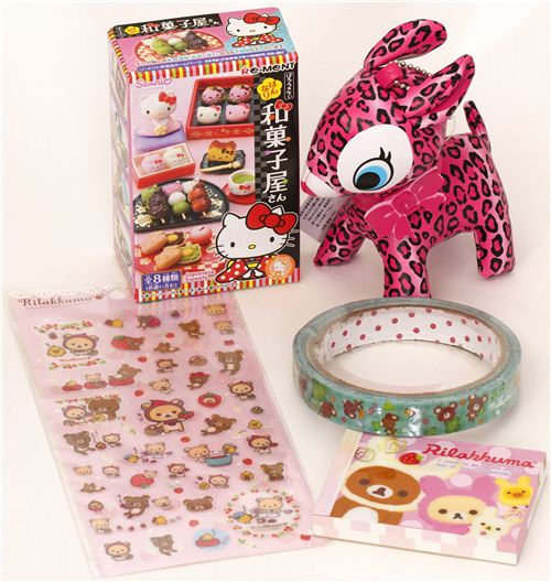 Win this super adorable prize package!