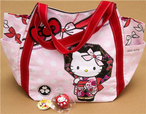 The Hello Kitty stuff is from Kiddy Land Tokyo
