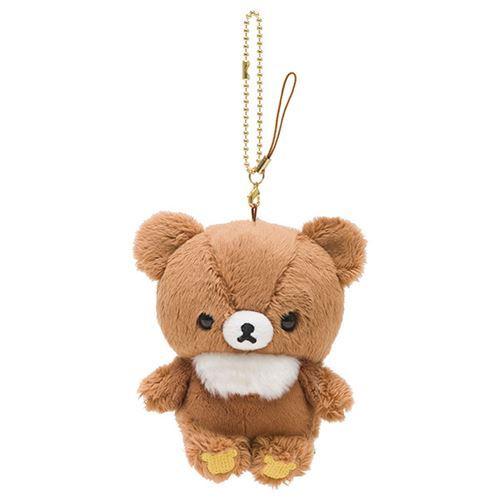 cute small Kogumachan brown bear chain by San-X