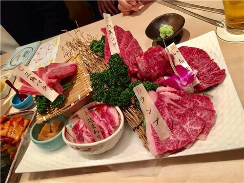 Wagyu beef