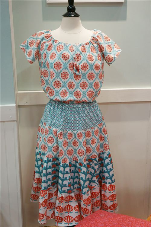 A wonderful monaluna dress