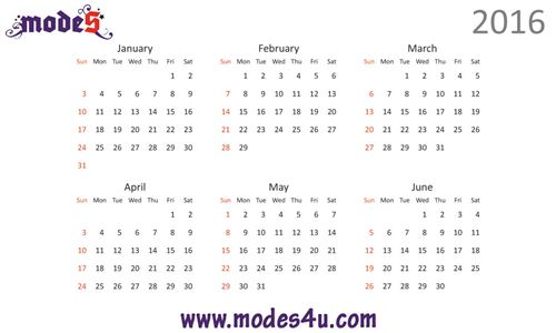 Download calendar template here