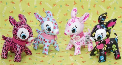 cute new Puchi Babie deer in 4 designs