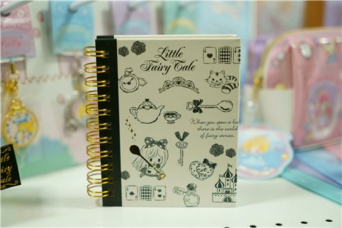 An adorable mini notebook