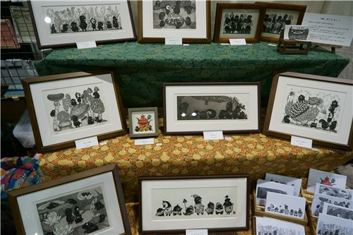 Lovely images and picture frames