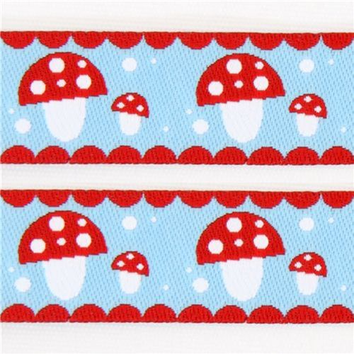 new cute woven ribbons and labels 1