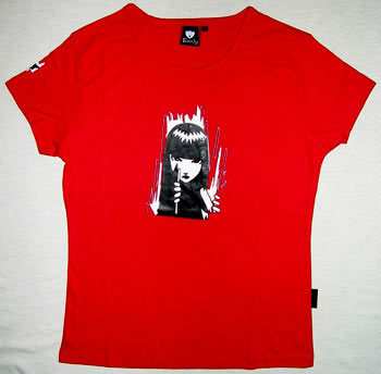 Emily the Strange shirt