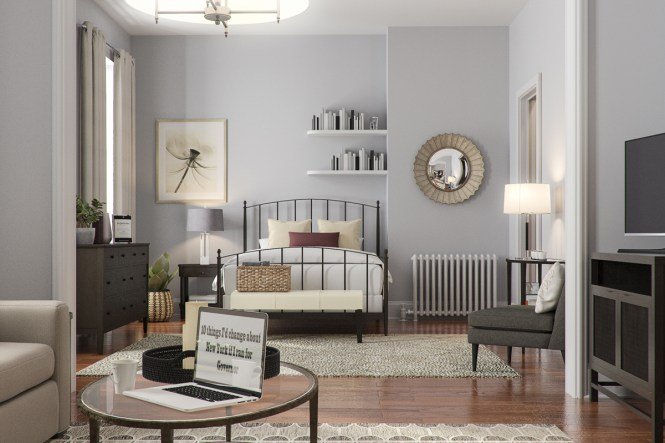 Here S How Carrie Bradshaw Apartment Would Look In 2018