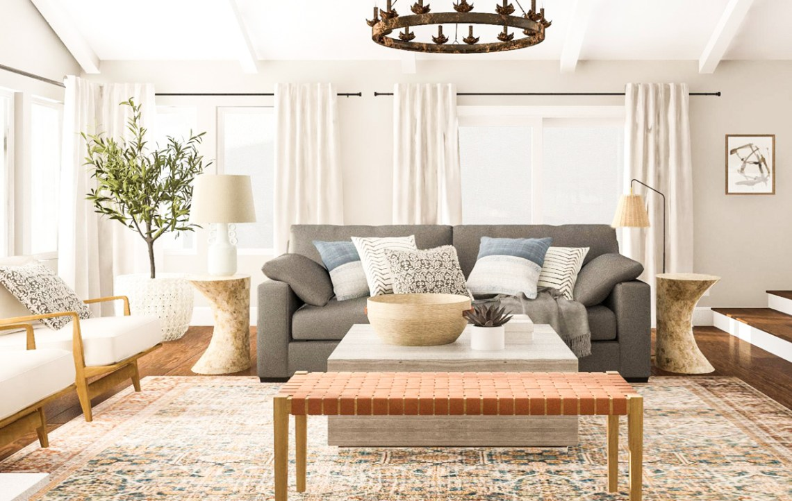 """Modern Rustic Style: 6 Tips to Get the Look of This """"It ..."""