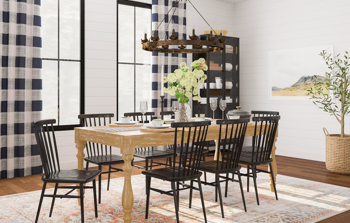 9 rustic dining room ideas that are