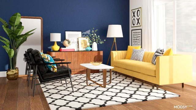 Mid Century Living Room Design: 18 Ideas for Your Next ...