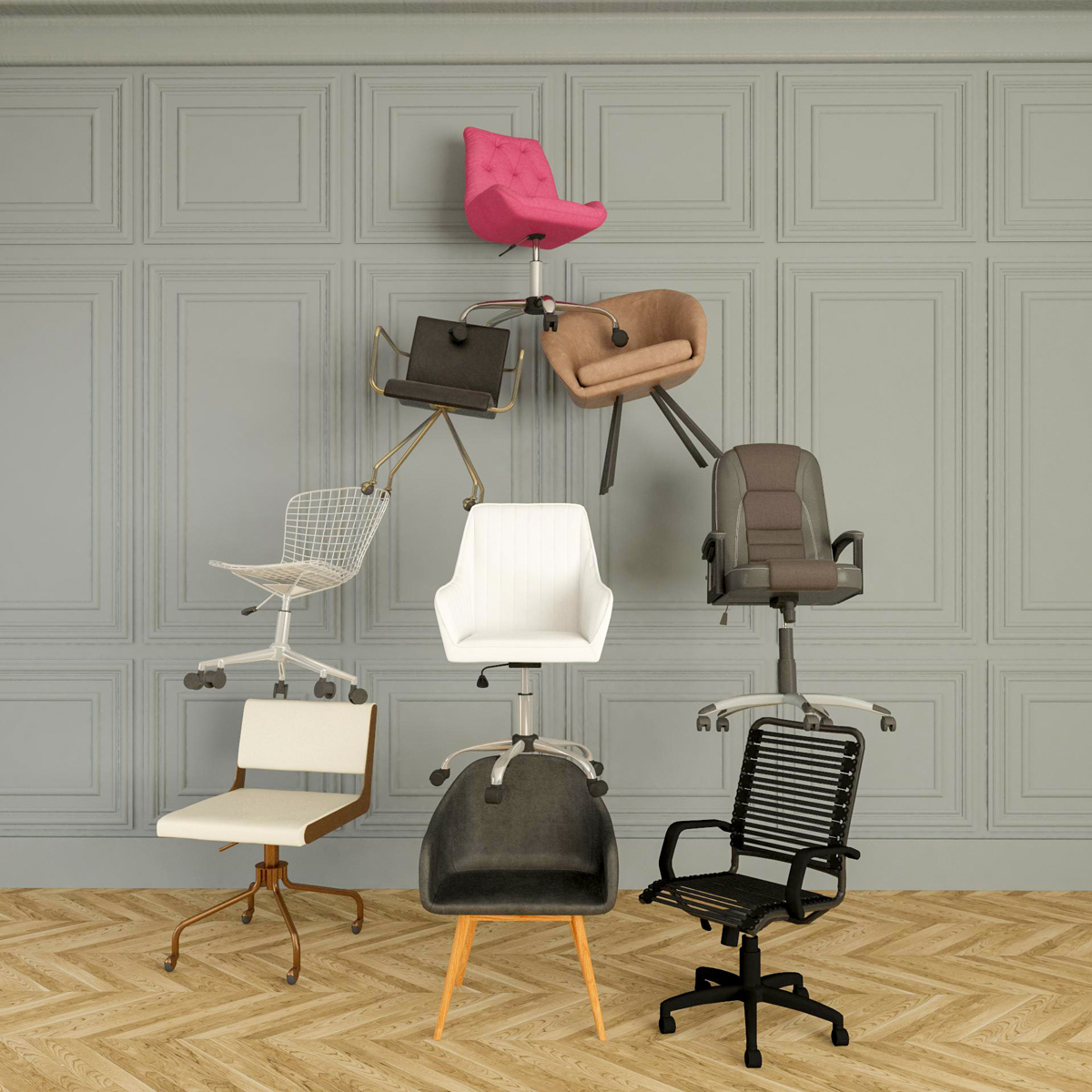 Best Budget Friendly Home Office Chairs Modsy Blog