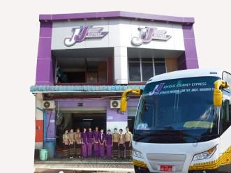 JJ VIP Bus: Innovation für Myanmar