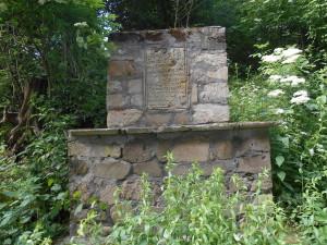 Grób/pomnik księdza Wawrzyńca Malanowicza