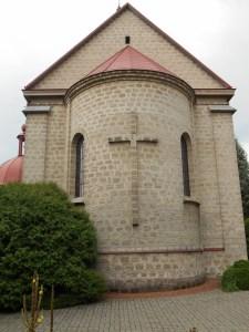 Kościół Wniebowzięcia NP Marii w Malicach Kościelnych