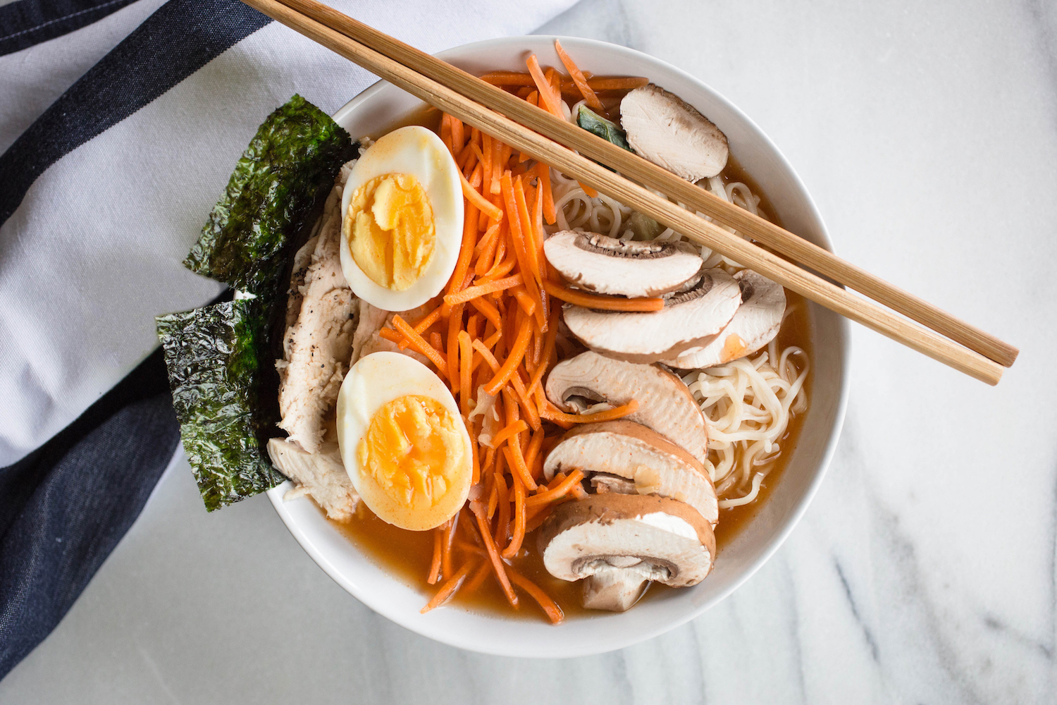 How to Step Up your Ramen Game featuring Mike's Mighty Good