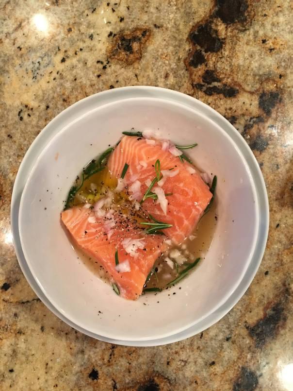 Fresh Victor Poblano Heat Fish Marinade Recipe