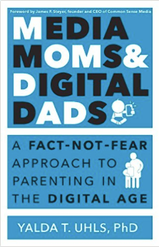 parenting books - media moms and digital dads