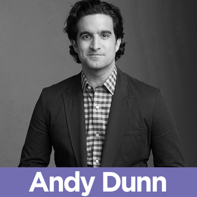Andy Dunn on The Mentor Files with Monica Royer