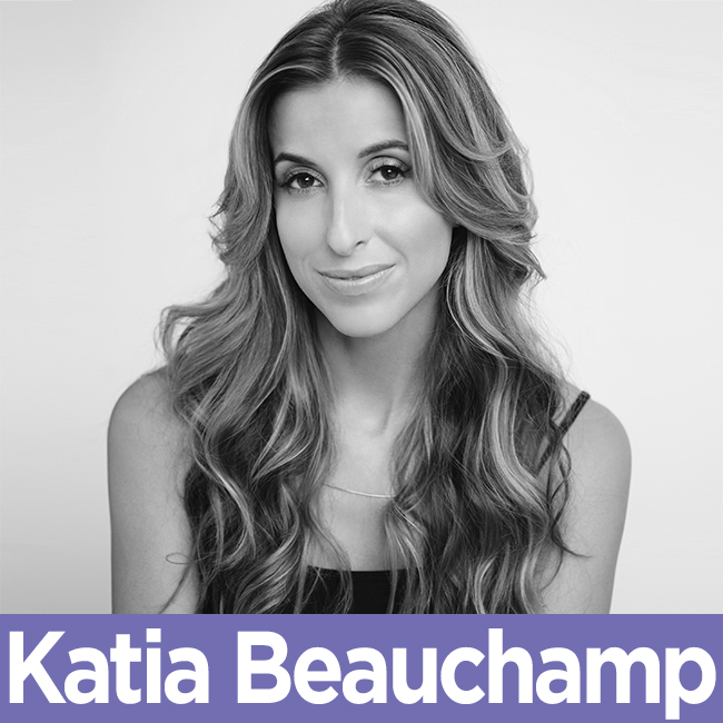 Katia Beauchamp on The Mentor Files with Monica Royer