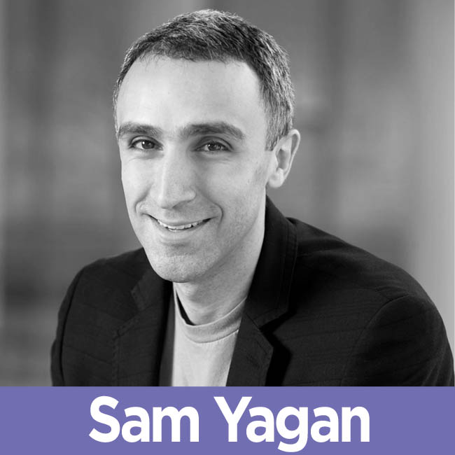 Sam Yagan on The Mentor Files with Monica Royer