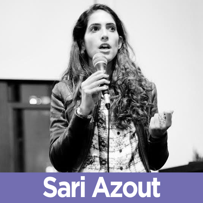 Sari Azout on The Mentor Files with Monica Royer