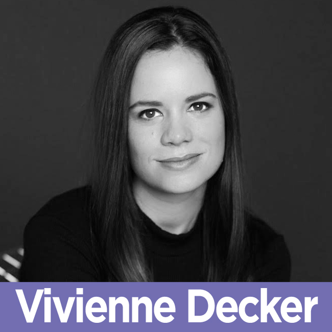 Vivienne Decker on The Mentor Files with Monica Royer