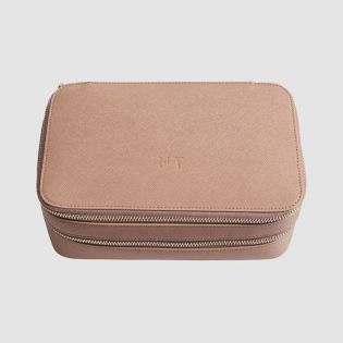 The Daily Edited, Vegan Travel Case, $120
