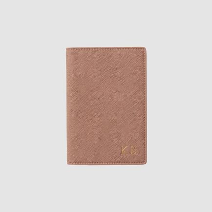 The Daily Edited, Passport Holder, $70