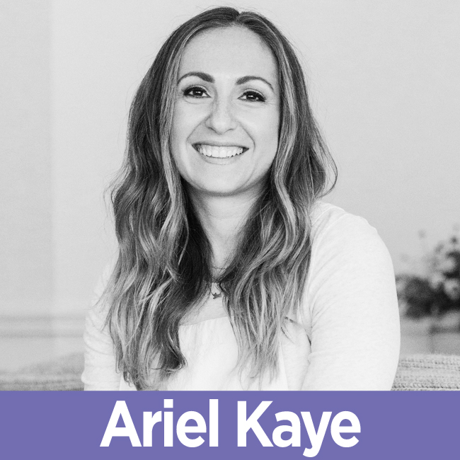 Ariel Kaye on The Mentor Files with Monica Royer