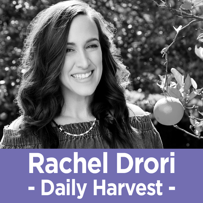 Rachel Drori on The Mentor Files with Monica Royer