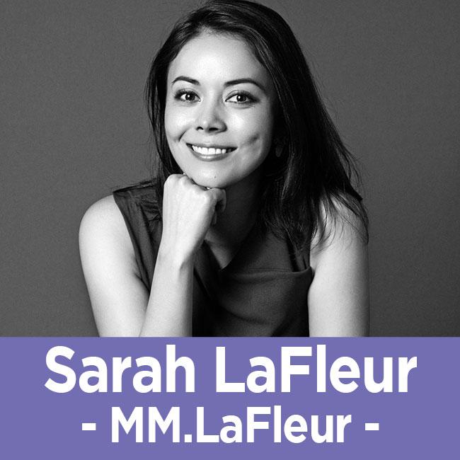 Sarah LaFleur on The Mentor Files Podcast