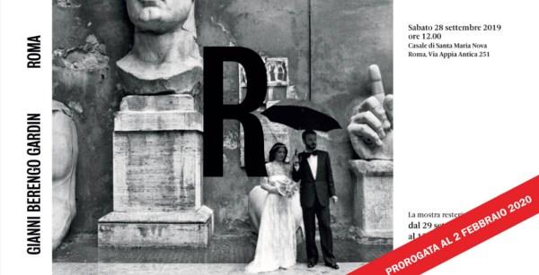 Immagine della mostra Roma di Gianni Berengo Gardin