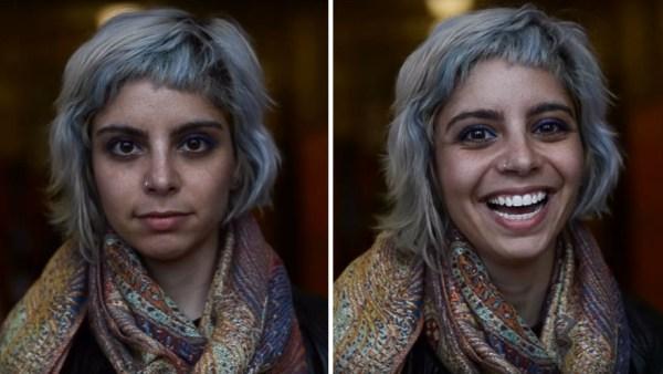 Come reagiscono le persone se viene detto loro che sono belle? E' il progetto della giovane fotografa Shea Glover