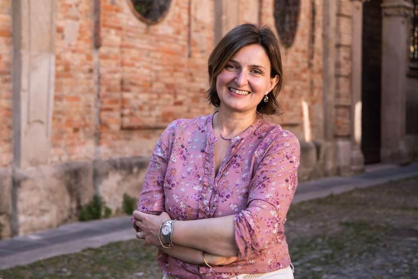 """Il ritratto di Cecilia per il progetto fotografico """"Donne di Crema"""" (C)Monica Monimix Antonelli"""