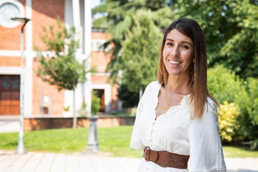 """Il ritratto di Lucia per il progetto """"Donne di Crema"""" (C)Monica Monimix Antonelli"""