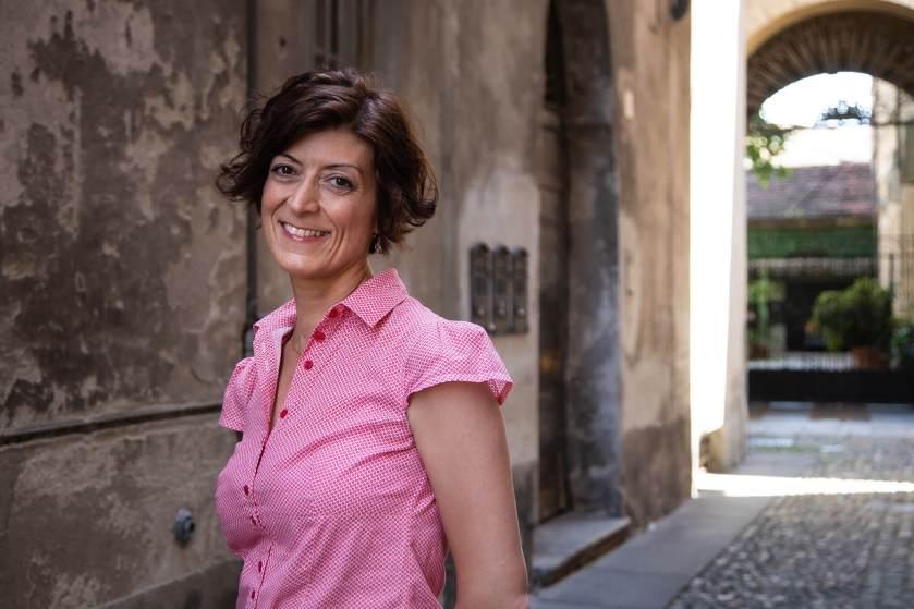 """Il ritratto di Raffaella per il Progetto fotografico """"Donne di Crema"""" (C)Monica Monimix Antonelli"""