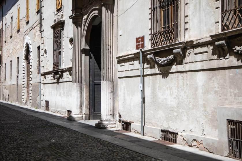 Palazzo Vimercati Sanseverino - Crema (CR)