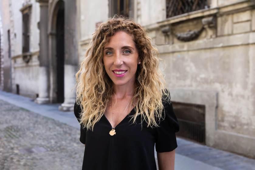 """Il ritratto di Monica per il progetto """"Donne di Crema"""" (C)Monica Monimix Antonelli"""