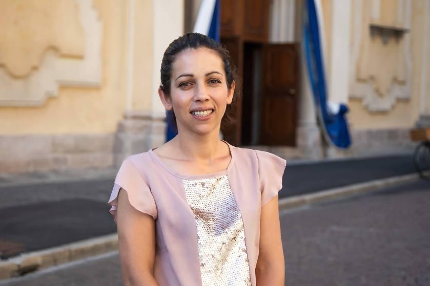 """Il ritratto di Emanuela per il progetto """"Donne di Crema"""""""