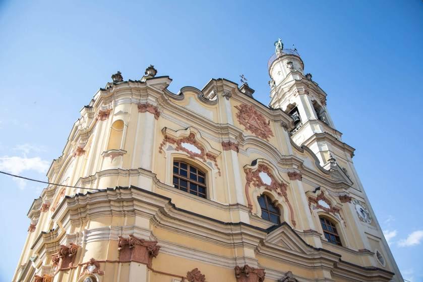 La chiesa di SS. Trinità a Crema (Cr)