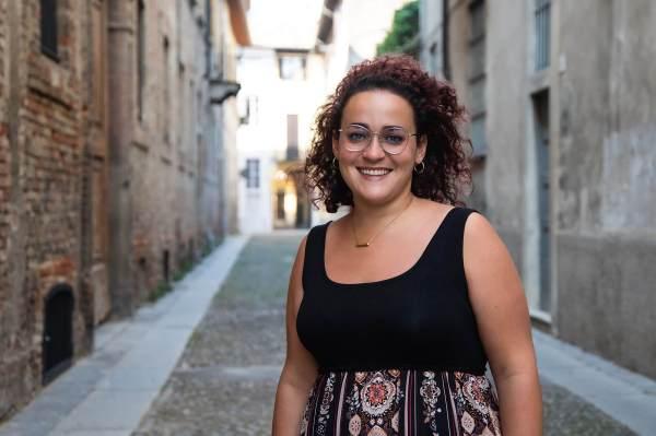 """Il ritratto di Alice per il progetto """"Donne di Crema"""" (C)Monica Monimix Antonelli"""