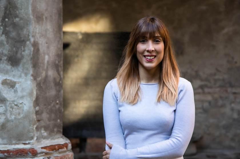 """Marta, la prima partecipante al progetto """"Donne di Crema"""""""