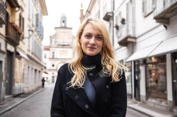 Il ritratto di Alessandra per il progetto Donne di Crema (C)Monica Monimix Antonelli