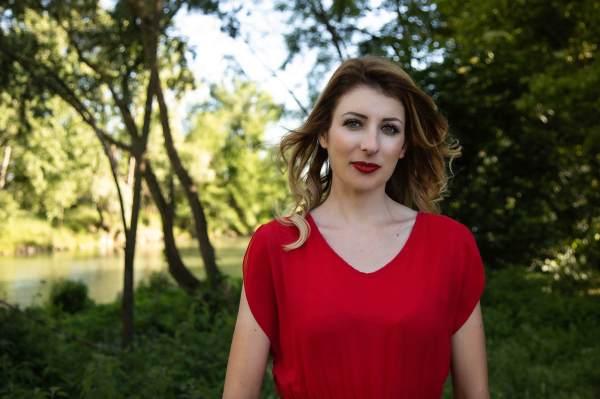 Il ritratto di Linda per il progetto Donne di Crema (C)Monica Monimix Antonelli