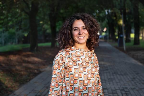 Il ritratto di Laura per il progetto Donne di Crema (C)Monica Monimix Antonelli