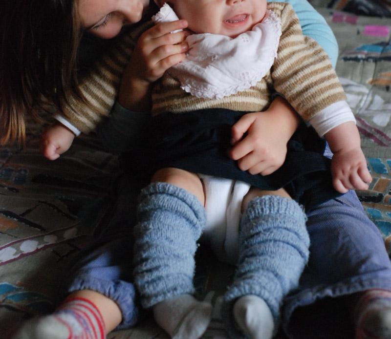 Bebés pequeños y HNI