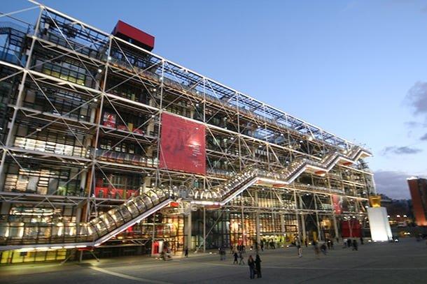 arquitetos-famosos-pompidou