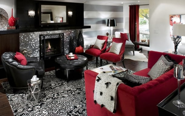 decoracao-vermelha--para-casa