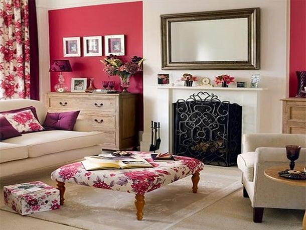 cores-na-decoracao-rosa-e-berinjela